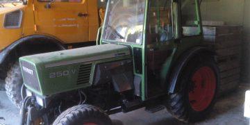 Tractor onderhoud